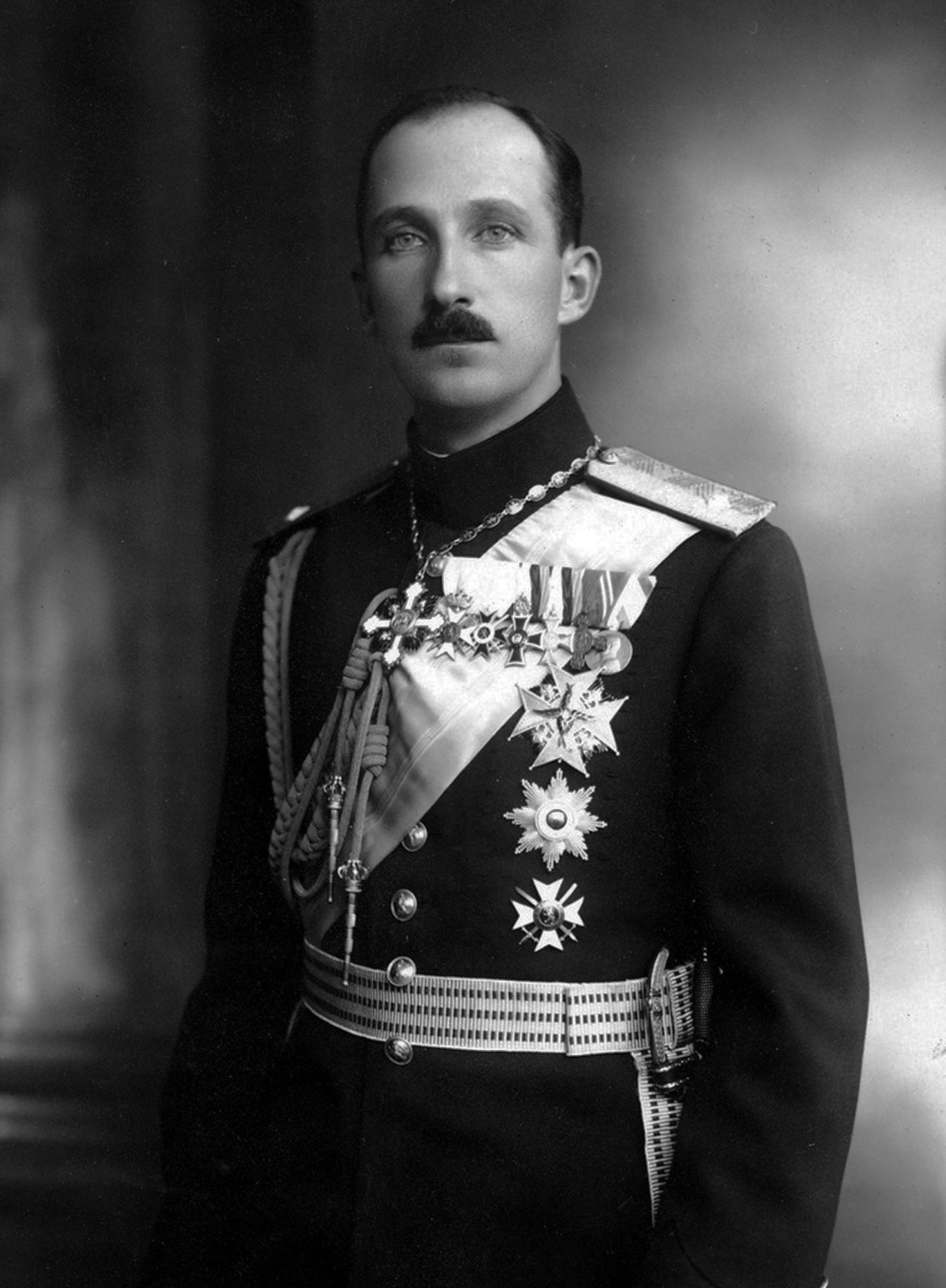 King Boris III