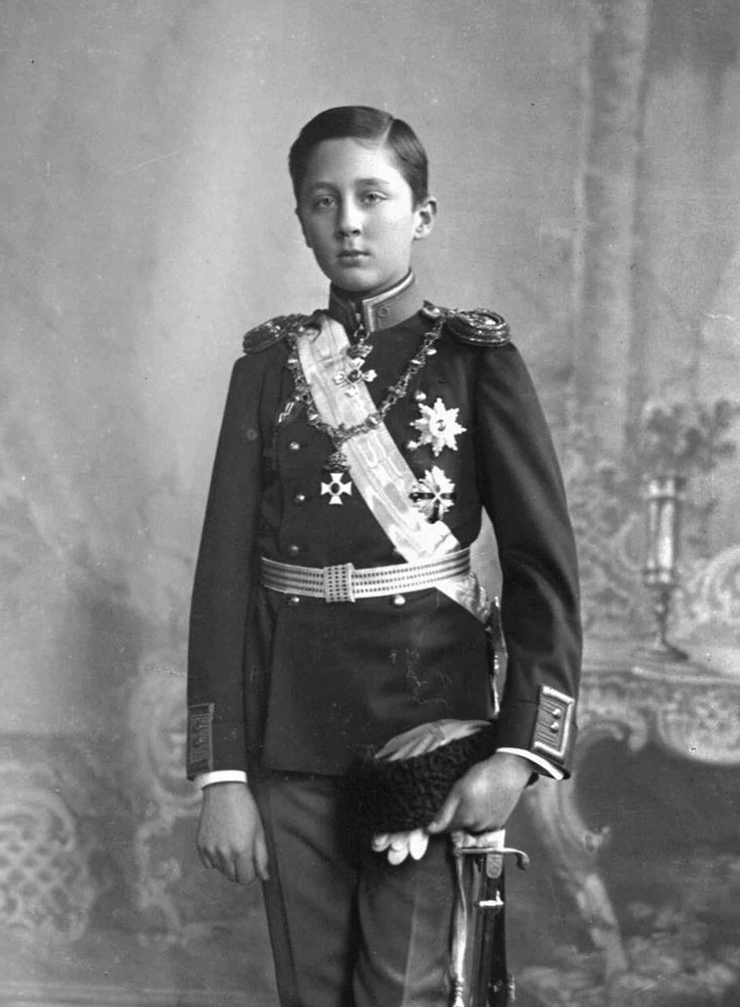 Prince Cyril