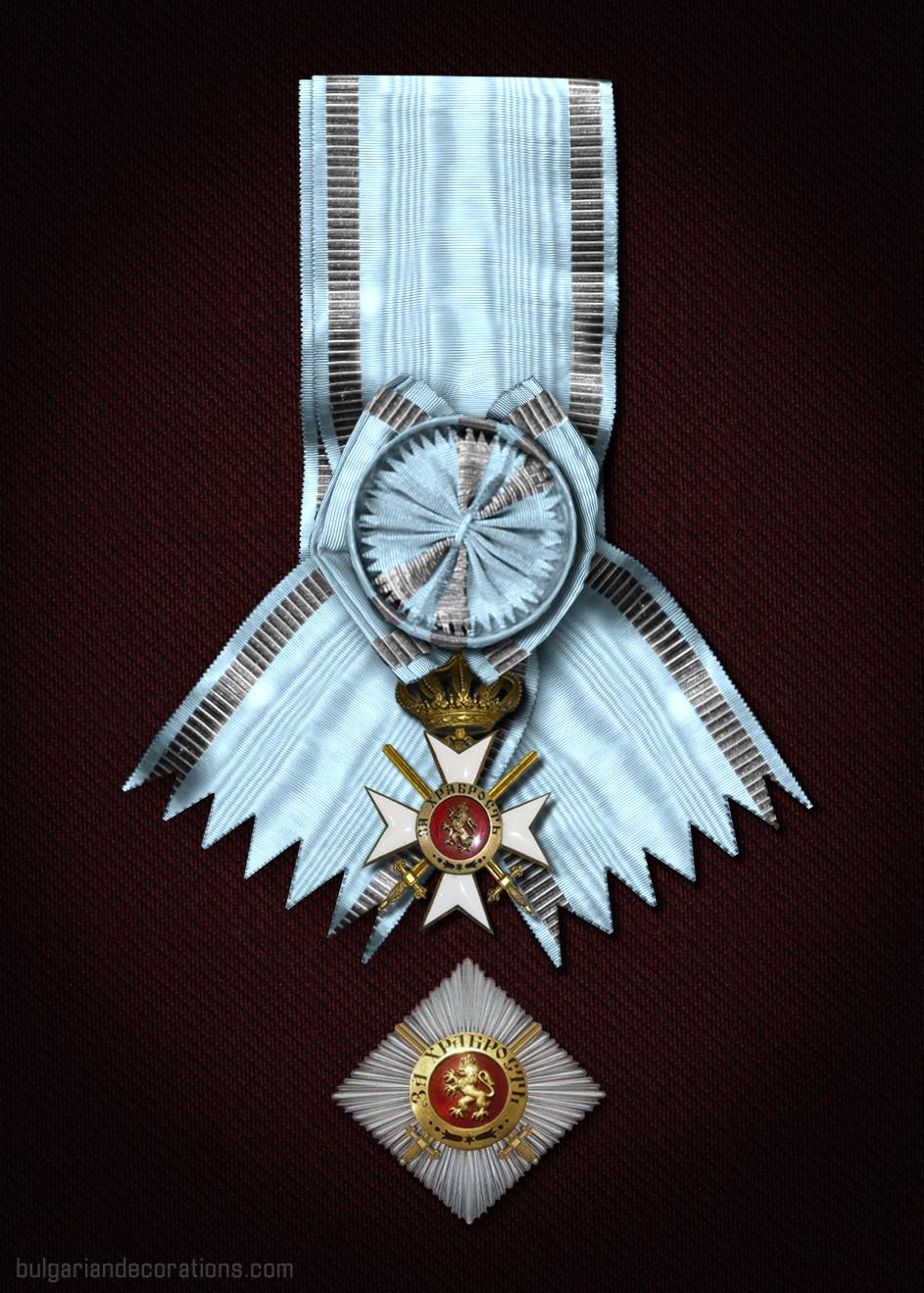 Великият кръст на Княз Александър I (възстановка)